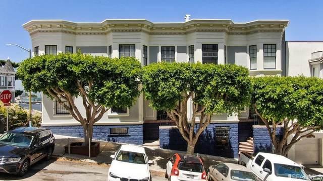 890 Green Street #890, San Francisco, CA 94133 (#421578315) :: The Kulda Real Estate Group