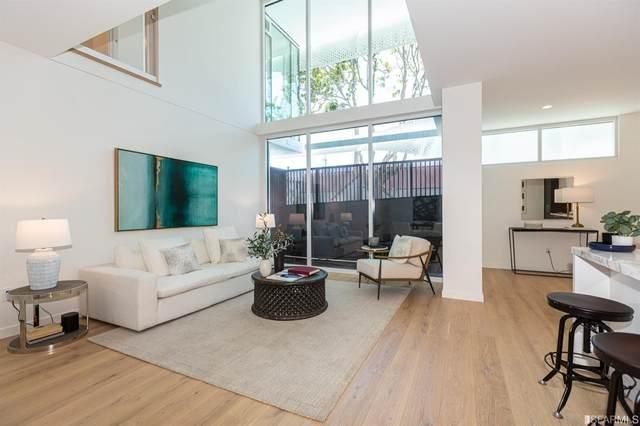 3131 Pierce Street Th101, San Francisco, CA 94123 (#421578560) :: The Kulda Real Estate Group