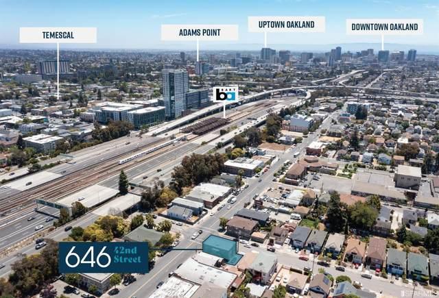 646 42nd Street, Oakland, CA 94609 (MLS #421578668) :: Keller Williams San Francisco