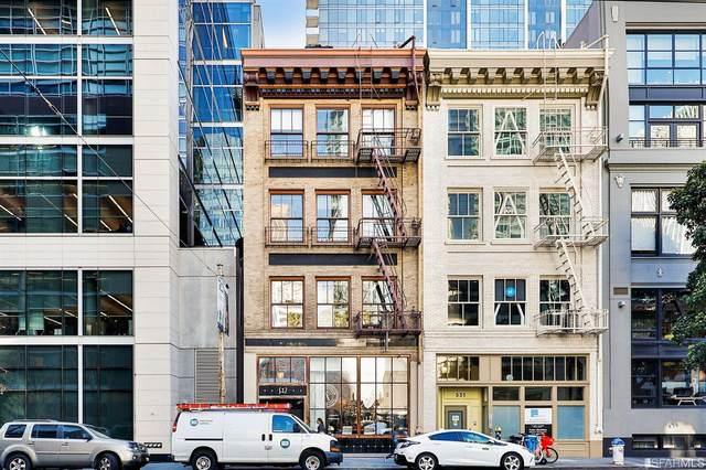 527 Howard Street, San Francisco, CA 94105 (MLS #421578950) :: Compass