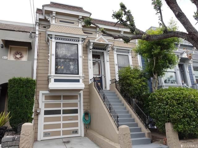 810 Douglass Street, San Francisco, CA 94114 (MLS #421579067) :: Compass