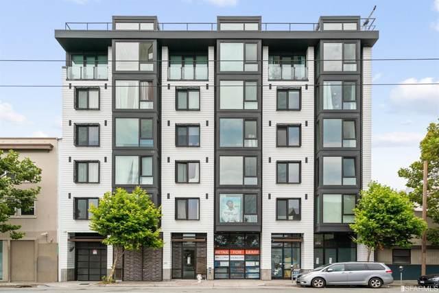 870 Harrison Street #405, San Francisco, CA 94107 (#421579304) :: The Kulda Real Estate Group