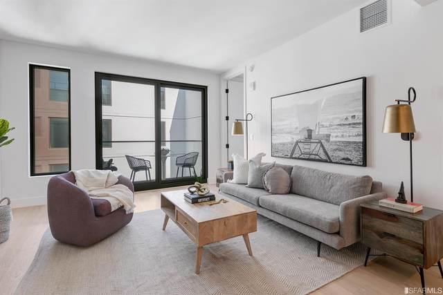 2177 3rd Street #604, San Francisco, CA 94107 (#421579381) :: The Kulda Real Estate Group