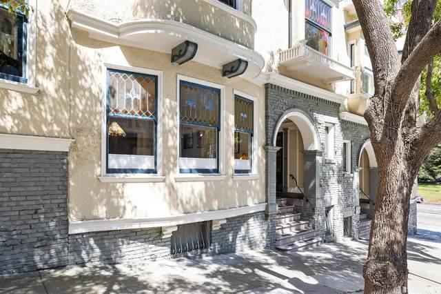 257 Central Avenue, San Francisco, CA 94117 (#421579288) :: The Kulda Real Estate Group