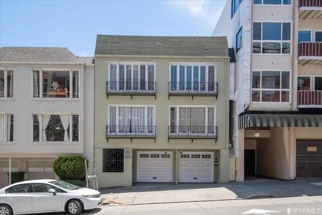 1811 Jackson Street, San Francisco, CA 94109 (#421558894) :: The Kulda Real Estate Group