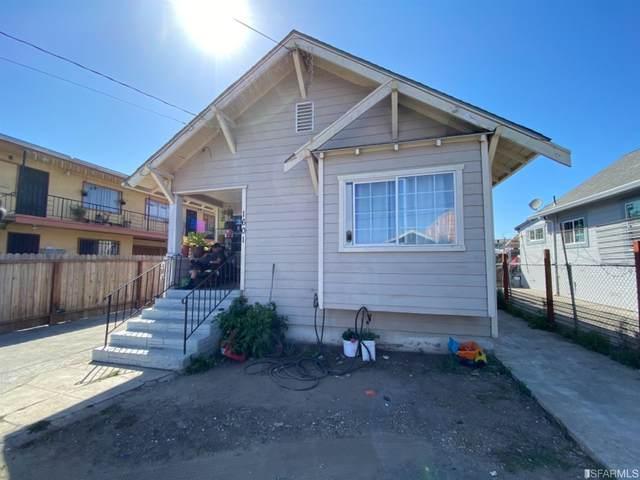 1601 50th Avenue, Oakland, CA 94601 (MLS #421572587) :: Keller Williams San Francisco