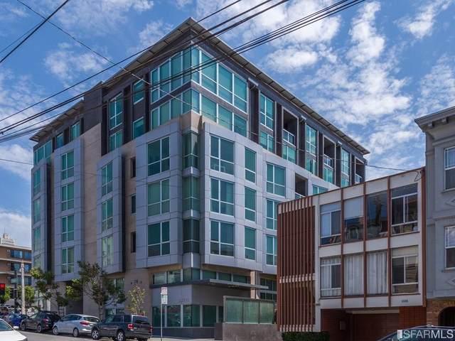 1501 Filbert Street 4A, San Francisco, CA 94123 (#421578500) :: The Kulda Real Estate Group