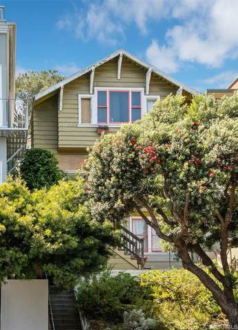 254 Roosevelt Way, San Francisco, CA 94114 (MLS #421579345) :: Keller Williams San Francisco