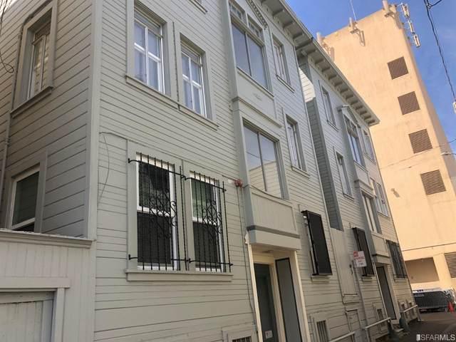 51 Card Alley, San Francisco, CA 94133 (MLS #421579877) :: Keller Williams San Francisco