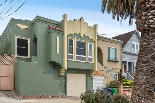 627 Paris Street, San Francisco, CA 94112 (#421579610) :: The Kulda Real Estate Group
