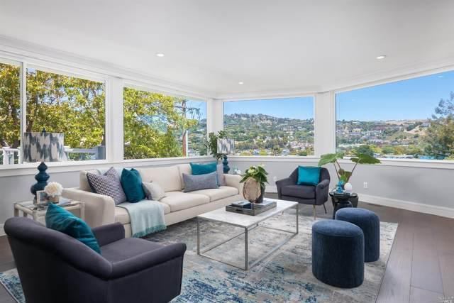 5 Golden Gate Ave, Belvedere, CA 94920 (#321060739) :: The Kulda Real Estate Group