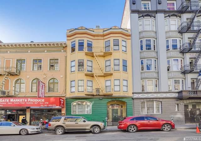 237 Leavenworth Street, San Francisco, CA 94102 (#421580404) :: RE/MAX Accord (DRE# 01491373)