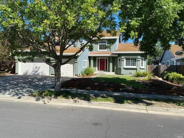 2221 Silver Fox Circle, Fairfield, CA 94534 (MLS #321072829) :: Keller Williams San Francisco