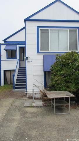 1354 48th Avenue, San Francisco, CA 94122 (MLS #421580852) :: Keller Williams San Francisco