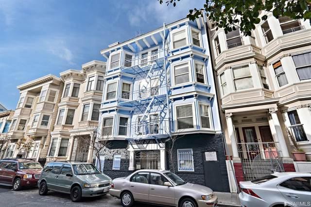 520 Natoma Street #4, San Francisco, CA 94103 (#421580981) :: The Kulda Real Estate Group