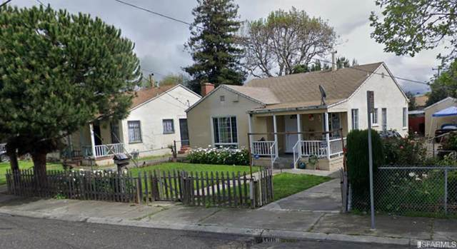 194 Catron Drive, Oakland, CA 94603 (#421581283) :: The Kulda Real Estate Group