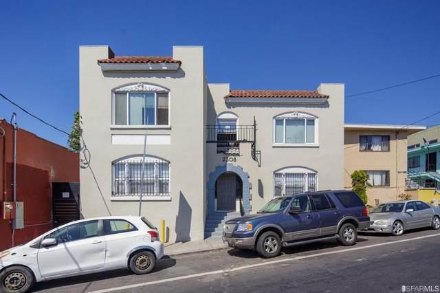 2308 Foothill Boulevard, Oakland, CA 94601 (#421582788) :: The Kulda Real Estate Group