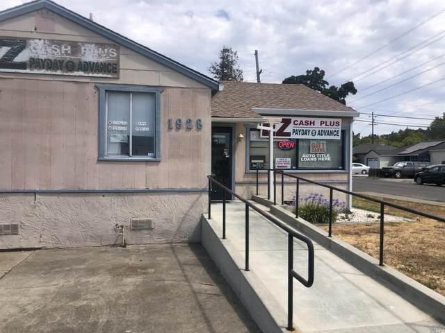 1928 Springs Road, Vallejo, CA 94591 (#321076244) :: The Kulda Real Estate Group