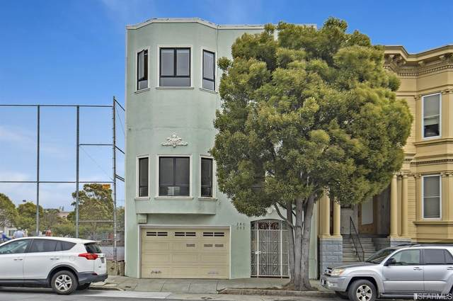260 25th Avenue, San Francisco, CA 94121 (MLS #421583650) :: Keller Williams San Francisco