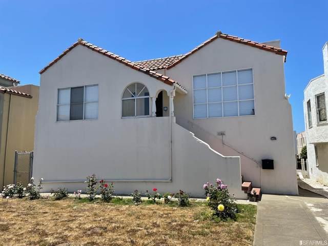 85 Melba Avenue, San Francisco, CA 94132 (MLS #421583272) :: Keller Williams San Francisco