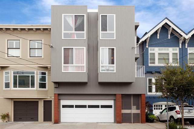 164 23rd Avenue, San Francisco, CA 94121 (MLS #421583383) :: Keller Williams San Francisco