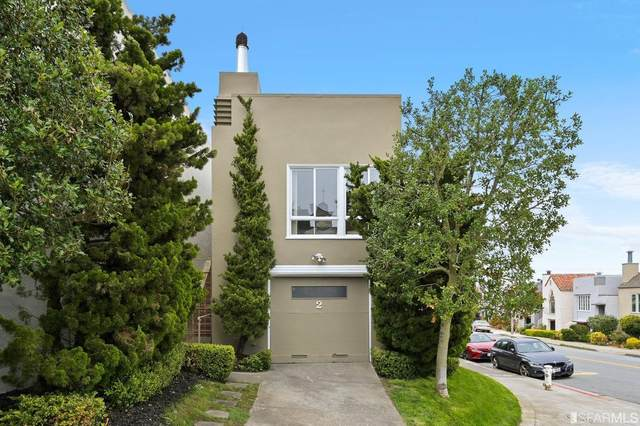 2 Gaviota Way, San Francisco, CA 94127 (MLS #421584456) :: Keller Williams San Francisco