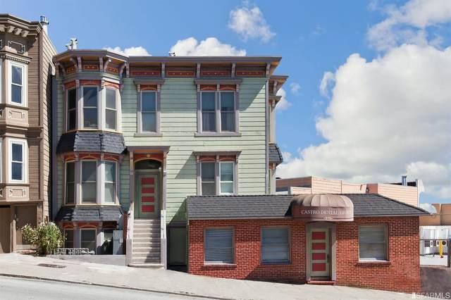 325 Castro Street, San Francisco, CA 94114 (#421585036) :: RE/MAX Accord (DRE# 01491373)