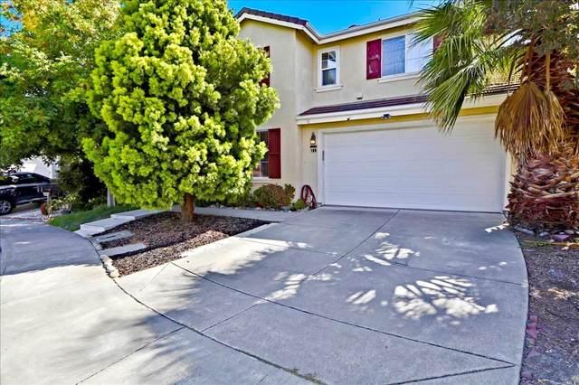 180 San Marco Way, American Canyon, CA 94503 (#321079041) :: The Kulda Real Estate Group