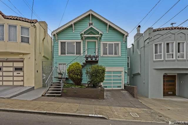 156 Curtis Street, San Francisco, CA 94112 (MLS #421586425) :: Keller Williams San Francisco