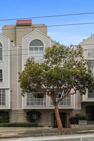 1180 Eddy Street B, San Francisco, CA 94109 (MLS #421586991) :: Keller Williams San Francisco