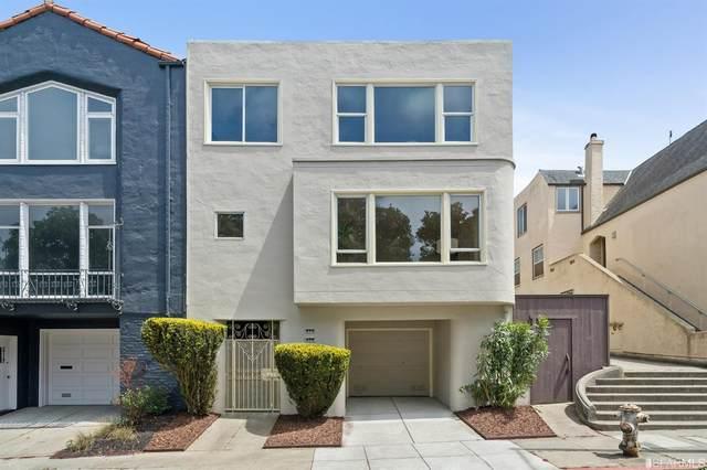 48 Rossi Avenue, San Francisco, CA 94118 (MLS #421585571) :: Keller Williams San Francisco
