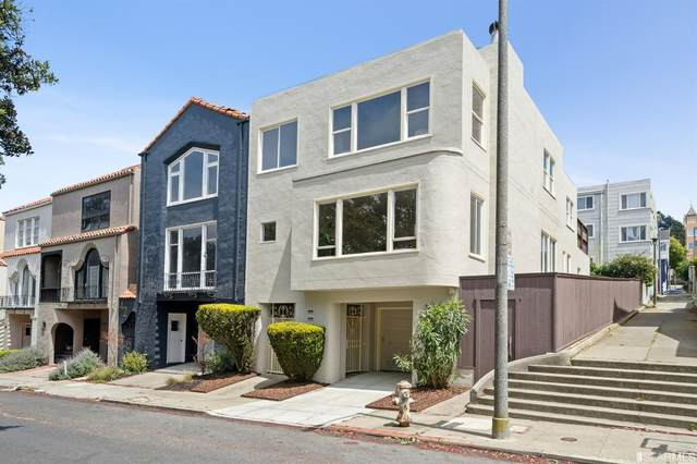 46 Rossi Avenue, San Francisco, CA 94118 (MLS #421585557) :: Keller Williams San Francisco