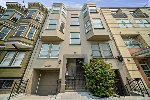 2246 Mason Street, San Francisco, CA 94133 (MLS #421587326) :: Keller Williams San Francisco