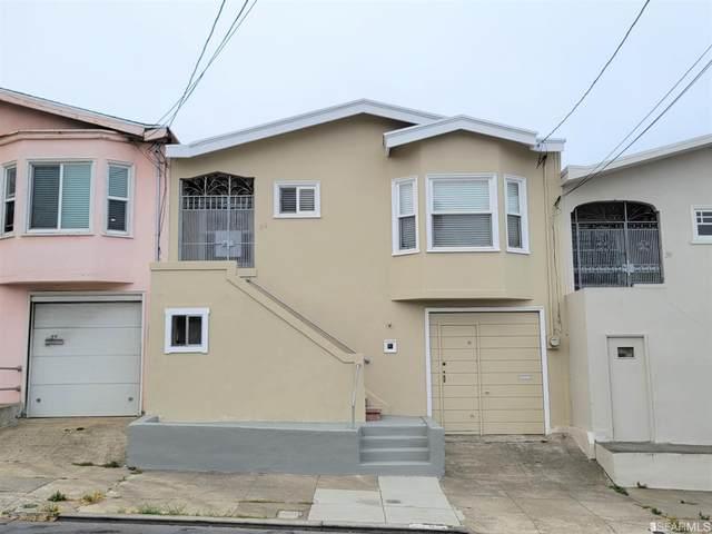33 Sweeny Street, San Francisco, CA 94134 (MLS #421587405) :: Keller Williams San Francisco