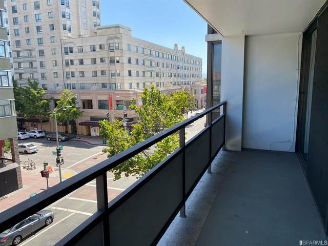 801 Franklin Street #415, Oakland, CA 94607 (#421585439) :: RE/MAX Accord (DRE# 01491373)