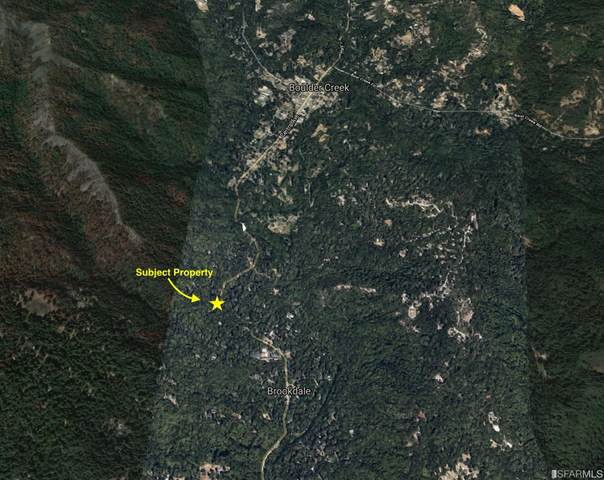 0 Hwy 9, Boulder Creek, CA 95006 (MLS #421588061) :: Keller Williams San Francisco