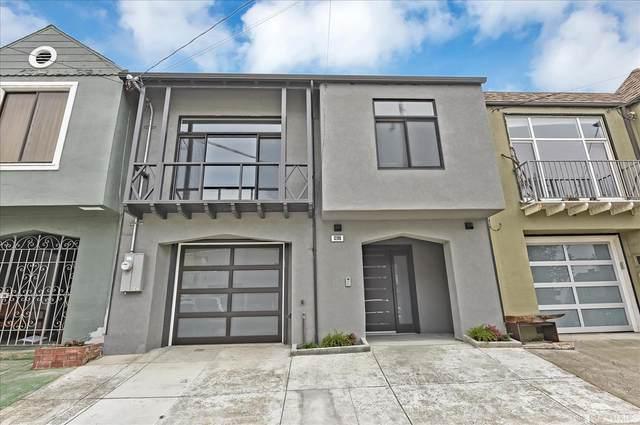 1286 45th Avenue, San Francisco, CA 94122 (MLS #421588155) :: Keller Williams San Francisco