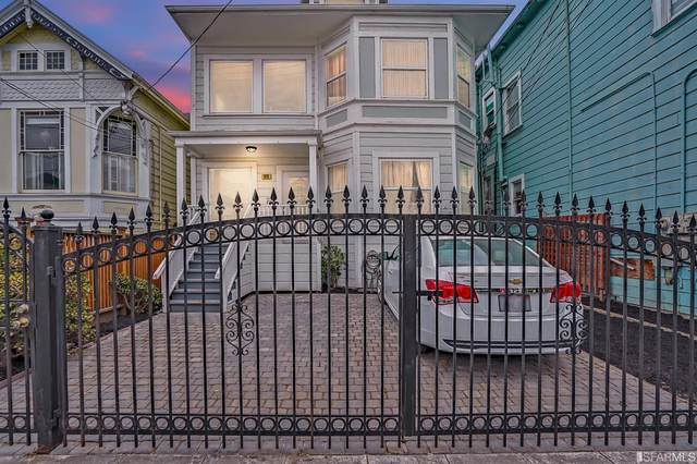 619 22nd Street D, Oakland, CA 94612 (#421588254) :: RE/MAX Accord (DRE# 01491373)