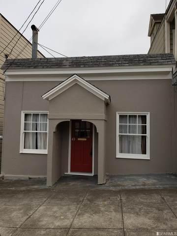 43 Joost Avenue, San Francisco, CA 94131 (MLS #421584559) :: Keller Williams San Francisco