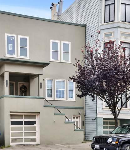 1240 4th Avenue, San Francisco, CA 94122 (MLS #421588502) :: Keller Williams San Francisco