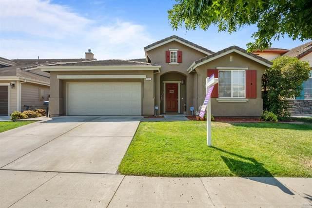 4113 Cedarvale Court, Fairfield, CA 94534 (#321080784) :: The Kulda Real Estate Group