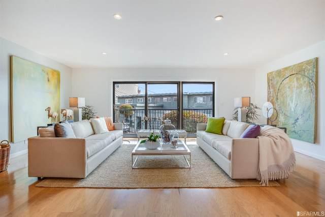 10 Perego Terrace, San Francisco, CA 94131 (MLS #421556508) :: Keller Williams San Francisco