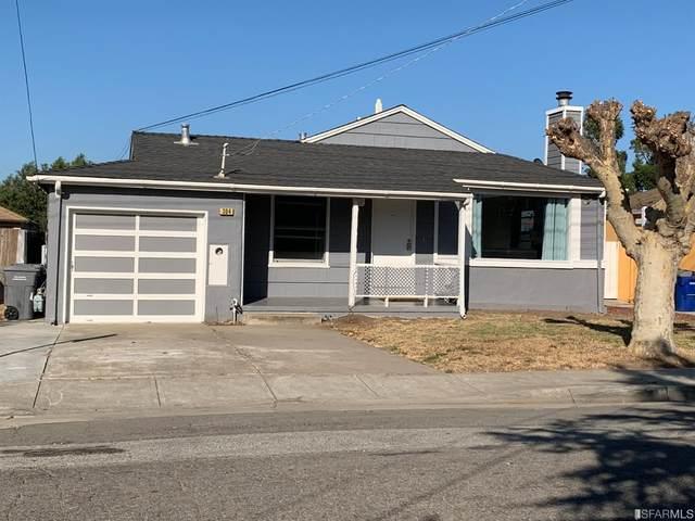 304 Roblar Avenue, Millbrae, CA 94030 (MLS #421589473) :: Keller Williams San Francisco