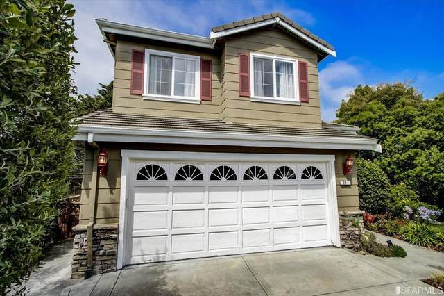 248 Outlook Heights Court, Pacifica, CA 94044 (#421589081) :: The Kulda Real Estate Group