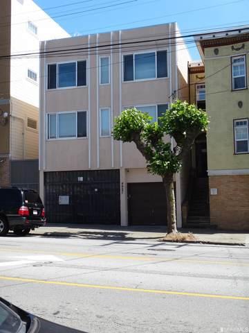 4921 California Street, San Francisco, CA 94118 (MLS #421589751) :: Keller Williams San Francisco