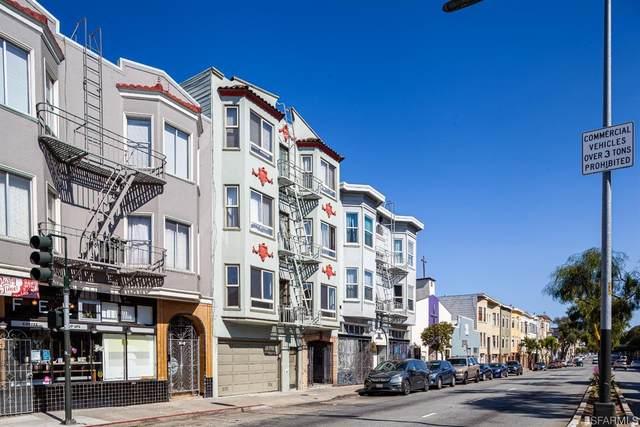 690 Guerrero Street, San Francisco, CA 94110 (MLS #421583959) :: Keller Williams San Francisco