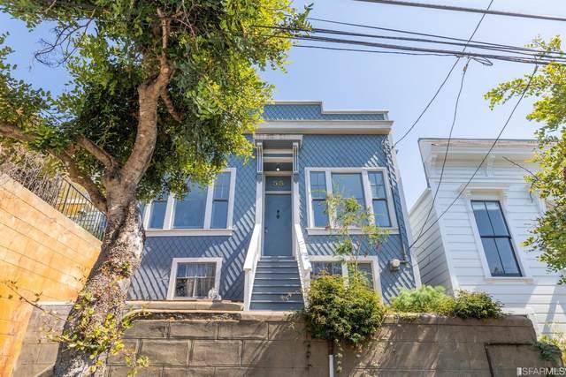 55 Lundys Lane, San Francisco, CA 94110 (MLS #421578394) :: Keller Williams San Francisco