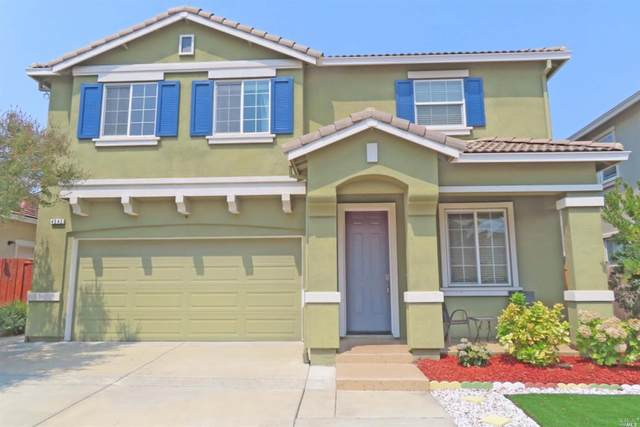 4542 Haflinger Drive, Fairfield, CA 94534 (#321083441) :: The Kulda Real Estate Group