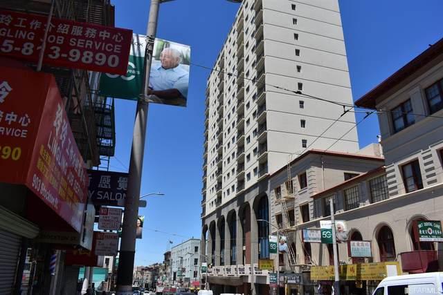950 Stockton Street #207, San Francisco, CA 94108 (#421590161) :: The Kulda Real Estate Group