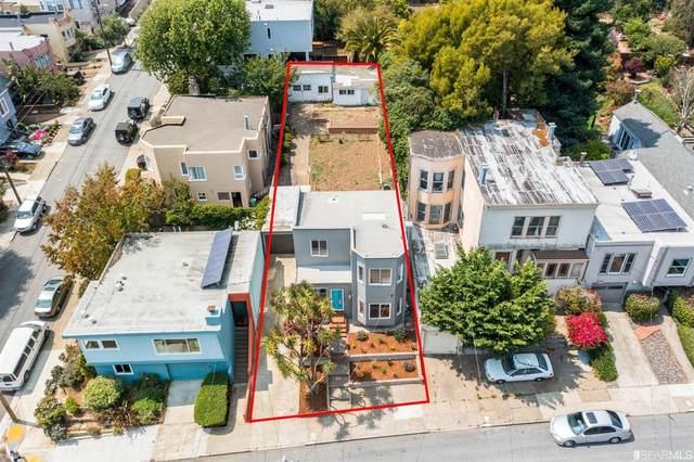 11 Nordhoff Street, San Francisco, CA 94131 (MLS #421590005) :: Keller Williams San Francisco